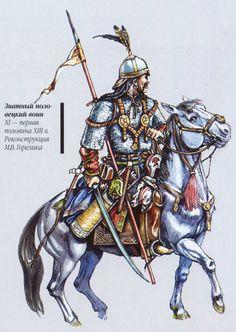 Kipchak (Cuman) Cavalry