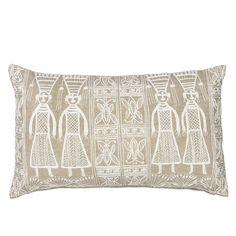Pilcro Rectangular Cushion