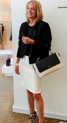 What to wear to the office: three looks for women over 50 if you ...