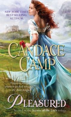 Pleasured by Candace Camp.