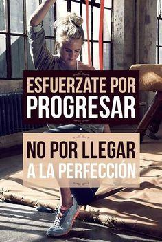 Todavía eres perfeccionista?  A mi me tomo años liberarme de la trampa de querer hacer todo a la perfección y estoy seguro que mis amigos estarán de acuerdo.