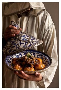 Moroccan Beef Tagine with Quince