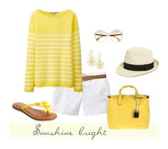 Sunshine Bright by Coastal Style Blog
