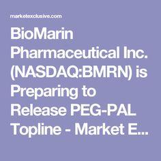 BioMarin Pharmaceutical Inc. (NASDAQ:BMRN) is Preparing to Release PEG-PAL Topline - Market Exclusive