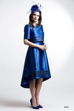 A beautiful unique floral dress from fely campo perfect for Scottish wedding guest dress
