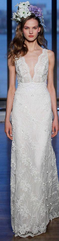 Ines Di Santo Spring 2015 Bridal