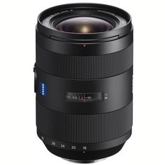 This full-frame ZEISS Vario-Sonnar wide-angle zoom lens covers a 16mm to 35mm range with a constant maximum aperture of F2.8 enabling consistent depth of filed and exposure settings at any focal leng...