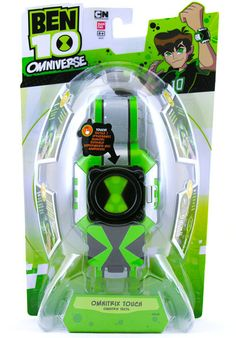 Ben 10 Omniverse Omnitrix Touch Christmas Toys 2012