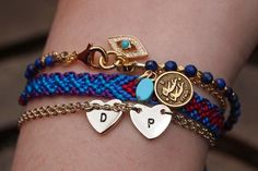 Like the heart bracelet