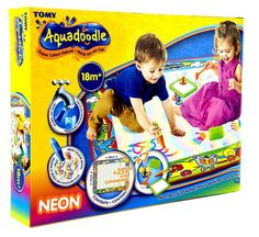 TOMY Aquadoodle Super Colour Deluxe T72373 - Ceny i opinie - Ceneo.pl