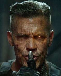 Josh Brolin Cable Haircut Deadpool 2