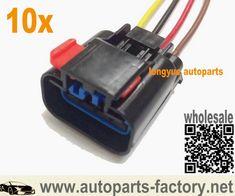 long yue ford 2 pin radiator fan switch plug connector sierra rh pinterest com
