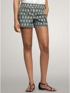Gap Geometric Shorts