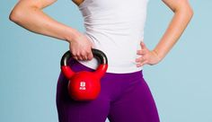 The Flat Belly Fix You Haven't Tried: Kettlebell Swings