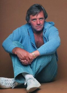 Anthony Hopkins...I always thought he was so hot.