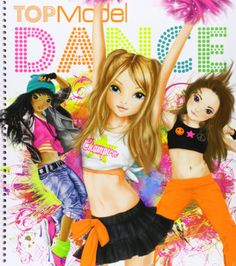 Depesche - Top Model Dance Book: Amazon.co.uk: Toys & Games