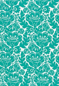 Louis Nui Damask Print  [FAB-987721] Trina Turk Indoor Outdoor Fabric | DesignerWallcoverings.com  - Your One Stop Showroom for Custom, Natural, & Specialty Wallcoverings | Largest Selection of Wall Papers | World Wide Showroom | Wallpaper Printers