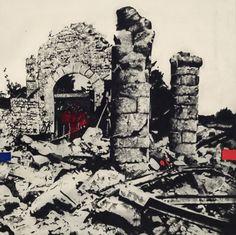 Ruines - Marc Séguin - Galerie Simon Blais - 5420, boul. St-Laurent, Montréal