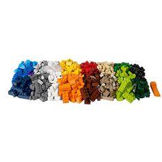 "LEGO Bricks & More Creative Suitcase (10682) - LEGO - Toys ""R"" Us"