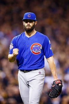 Jake Arrieta, CHC //NL WIld Card at PIT ,Oct 2015