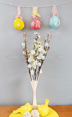 Spring Lightbulb craft. Easter