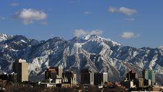 Salt Lake City, Utah. So many resorts, so little time.