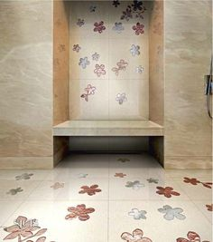 glass and marble Sicis Mosaic, Floor Chair, Beige, Armoire, Marble, Glass Tiles, Flooring, Furniture, Home Decor