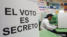 Ecuador elections
