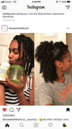 Amazing Hair Hacks, Tips and Tricks Pelo Natural, Natural Hair Tips, Natural Hair Journey, 4a Natural Hair Styles, Simple Natural Hairstyles, Colored Natural Hair, Natural Hair Products, Braid Out Natural Hair, Beauty Products