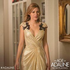 Make an unforgettable entrance. #Adaline