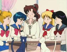 honestly my childhood Sailor Moon Meme, Sailor Moon Screencaps, Sailor Moon Manga, Sailor Jupiter, Sailor Venus, Best Heroine, Hobgoblin, Sailor Scouts, Cartoon Art Styles