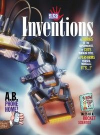 Kids Discover - Inventions - Great resource site, has lesson plans, newsletters, vocabulary, printables, and other themed materials for STEM teachers.