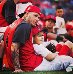 1000+ images about St. Louis Cardinals on Pinterest | St ...  Yadier Molina Son