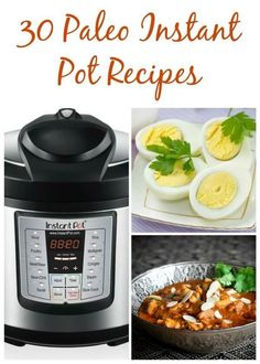 Paleo Instant Pot Recipes, all in one place!