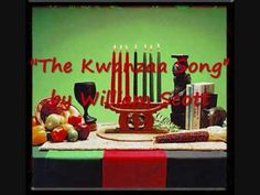 """The Kwanzaa Song"" by William Scott a.k.a. Djoser Pharaoh (+playlist)"