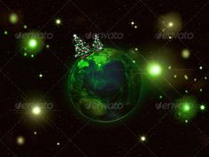 Realistic Graphic DOWNLOAD (.ai, .psd) :: http://hardcast.de/pinterest-itmid-1006854864i.html ... Christmas planet ...  background, balls, baubles, blue, christmas, continents, copy space, decoration, decorative, earth, glass, globe, holiday, light, metallic, planet, reflective, shiny, space, stars, textured, tree, xmas  ... Realistic Photo Graphic Print Obejct Business Web Elements Illustration Design Templates ... DOWNLOAD :: http://hardcast.de/pinterest-itmid-1006854864i.html