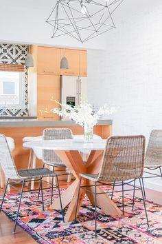 Tour a Jewelry Designer's Bohemian Venice Beach Home via @MyDomaine