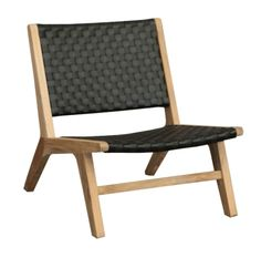 Capri Woven Occasional Chair - Complete Pad ®