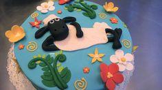 Shaun the Sheep Cake   Flickr - Photo Sharing!