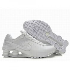 half off fa48a 15d30 gotta have me some all white  D Mens Nike Shox, Nike Shox For Women
