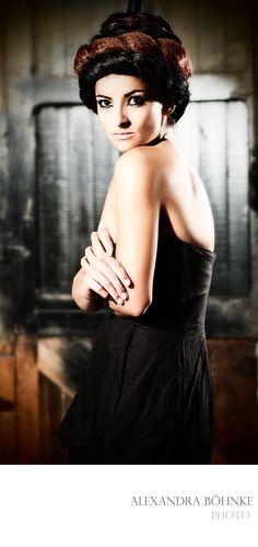 #female #model #portrait #editorial #colour #photo #photography #style