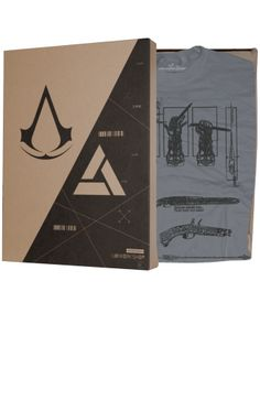 #AssassinsCreed #Weapons #TShirt