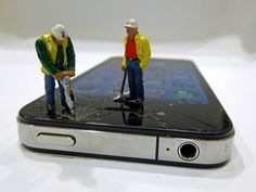 http://www.totaliphonefix.com fix all iPhone models including the brand new iPhone 5. http://goo.gl/9C2OcA