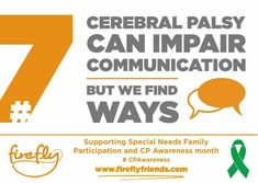 #cpawareness #cerebralpalsy #cerebralpalsyawareness #ilovesomeonewithcerebralpalsy #cerebralpalsyawarenessmonth #cp Mild Cerebral Palsy, Cerebral Palsy Awareness, Special Needs Resources, Public Knowledge, Proud Mom, Sign Quotes, Disability, Pediatrics, Communication