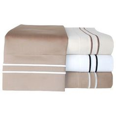 Egyptian Cotton 800 Thread Count Two-tone Embroidered Sheet Set Review