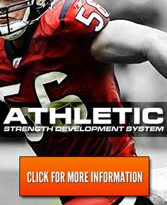 Complete Athletic Strength Development System