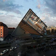 Les récréations architecturales de Victor Enrich   Slate.fr