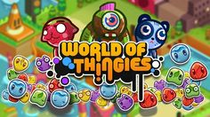 world of thingies game logo - Google Search