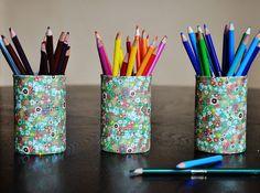 Easter DIY: Recy-can Vase - Momtastic