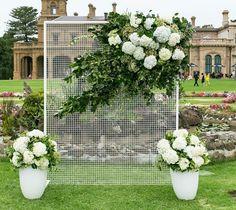 Wedding Backdrops, Ceremony Backdrop, Backdrop Decorations, Ceremony Decorations, Wedding Plants, Wedding Planning Inspiration, Wedding Altars, April Wedding, Photo Corners